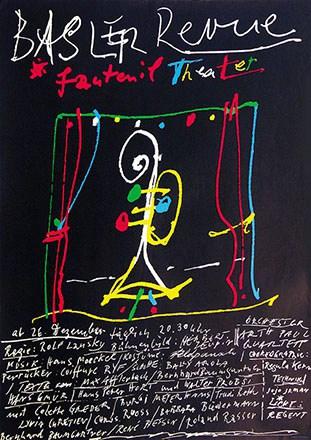 Leupin Herbert - Basler Revue
