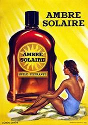 Anonym - Ambre Solaire