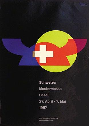 Leupin Herbert - Mustermesse Basel