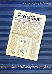 Greminger Walter - Freies Volk