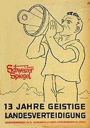 Tomamichel Hans - Schweizer Spiegel