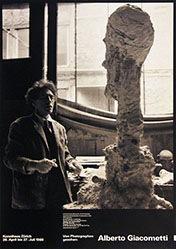 Jeker Werner - Alberto Giacometti