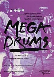Rohr Marcel - Mega Drums