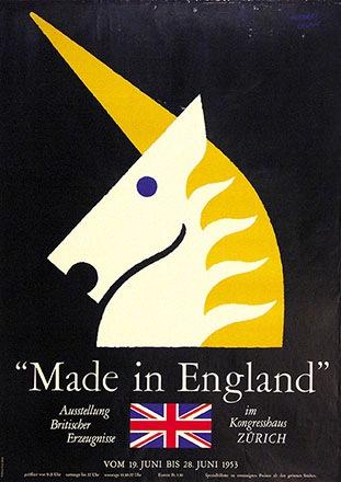 Leupin Herbert - Made in England