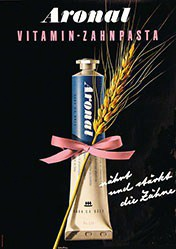 Eidenbenz Hermann - Aronal Vitamin-Zahnpasta