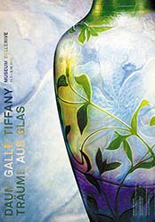 Häberli-Bachmann Stefanie - Träume aus Glas</br>Daum Gallé Tiffany