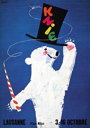 Brun Donald - Circus Knie