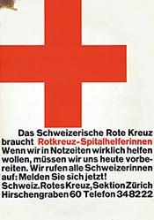 Anonym - Schweizerisches Rotes Kreuz