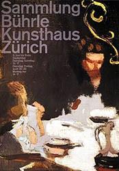 Zryd Werner - Sammlung Bührle
