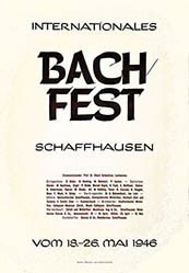 Nohl Atelier / Malischke - Internationales Bach-Fest