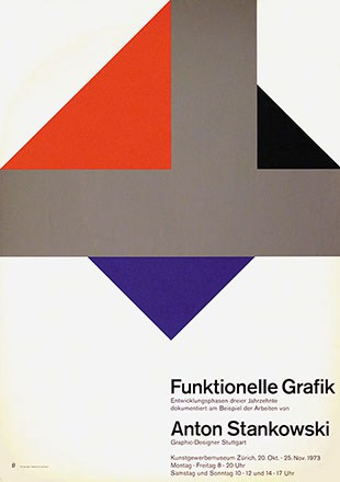 Stankowski Anton - Funktionelle Grafik