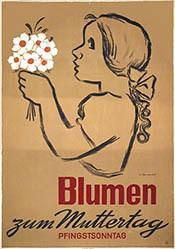Tomamichel Hans - Blumen zum Muttertag