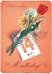 Reck Fritz - Muttertag - Blumentag