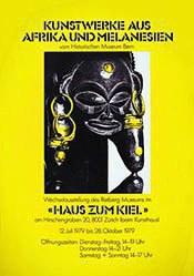 Huber Martin - Kunstwerke aus Afrika und Melanesien