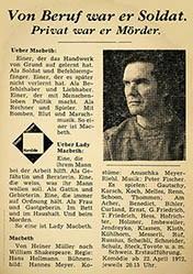 Stuber Guido (GGK Werbeagentur) - Von Beruf war er Soldat</br>Privat war er Mörder.