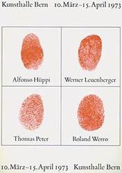 Leuenberger / Huber - Alfonso Hüppi,  Werner Leuenberger,