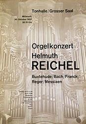 Schwitter Clichés - Helmuth Reichel - Orgelkonzert