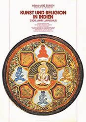 Müller-von Ins Fridolin - Kunst und Religion in Indien