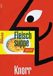 Piatti Celestino - Knorr Fleischsuppe