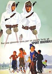 Thöni Hans - Sport invernali