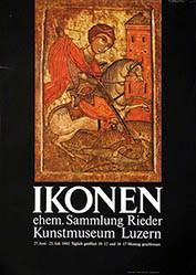 Ebinger Josef - Ikonen - ehem. Sammlung Rieder