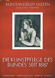 Anonym - Die Kunstpflege des Bundes seit 1887