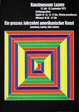 Wespi Dora - Ein grosses Jahrzehnt amerikanischer Kunst