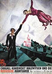 Anonym - Chagall, Kandinsky, Malewitsch