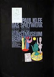 Bundi Stephan - Paul Klee - Das Spätwerk