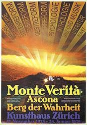 Brühwiler Paul - Monte Verità - Berg der Wahrheit