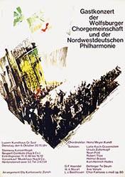 Anonym - Gastkonzert der Wolfsburger Chorgemeinschaft