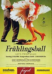 Jäggi Oskar / Landis Erkki - Frühlingsball