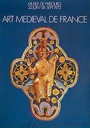 Anonym - Art Medieval de France