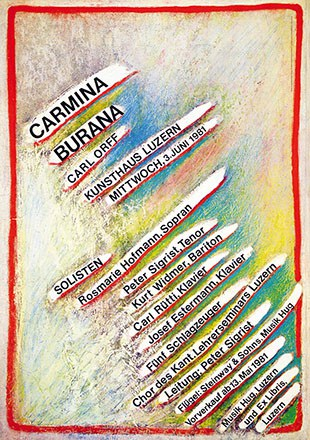 Bachmann-Geiser Eugen - Carmina Burana