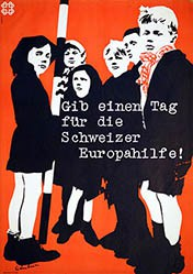 Eidenbenz Hermann - Europahilfe