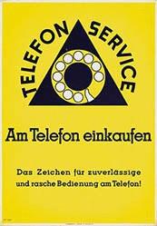 Anonym - Telefon Service