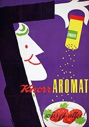 Schaad Hans P. - Knorr Aromat