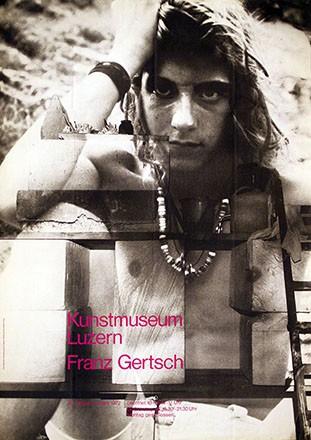 Wespi Dora - Franz Gertsch