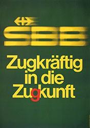 Eggmann Hermann M. - SBB - Zugkräftig in die Zugkunft