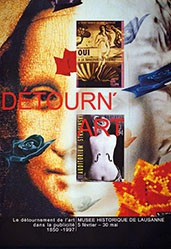 Anonym - Détourn Art