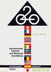 Krapf Karl O. - Fahrrad- und Motorrad-Ausstellung