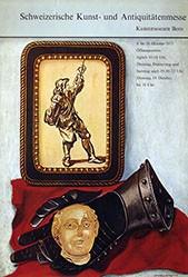Postma Cornelius - Schweizerische Kunst- und Antiquitätenmesse