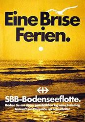 Anonym - SBB - Bodenseeflotte