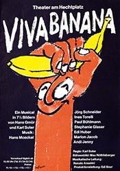 Furrer Urs - Viva Banana