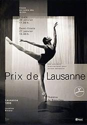 Lévy Jean-Benoit - Prix de Lausanne