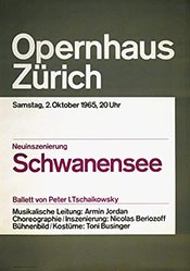 Müller-Brockmann Atelier - Schwanensee