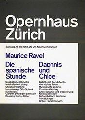 Müller-Brockmann Atelier - Maurice Ravel