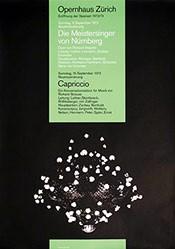 Müller-Brockmann & Co. - Capriccio - Opernhaus Zürich
