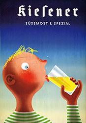 Eidenbenz Willi - Kiesener Süssmost