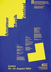 Kunz Marcel / Schranz Gabi - Amateur Musik Festival Luzern